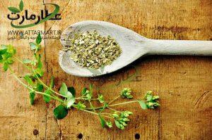 گیاهان دارویی دارای آنتی اکسیدان